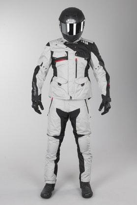 MC-Oblečení Acerbis Adventure Černá-Šedá