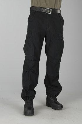 Spodnie Brandit M65 Vintage Czarne