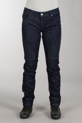 Kalhoty Spidi Racer Dámské Modrý Denim