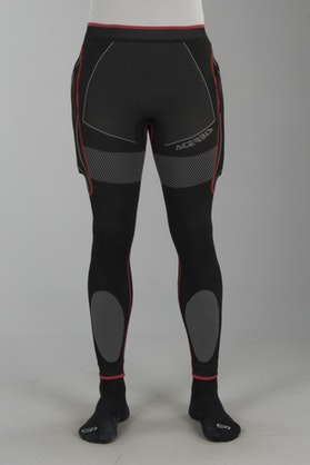 Acerbis X-Fit Base Layer Trousers Black