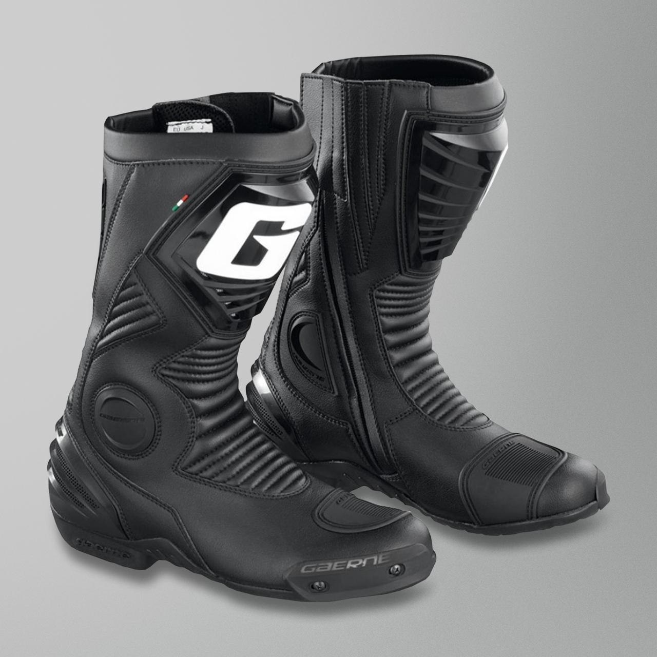 12 Gaerne G-Adventure Boots Black