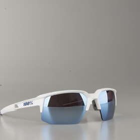 100% Speedcoupe Glasses White