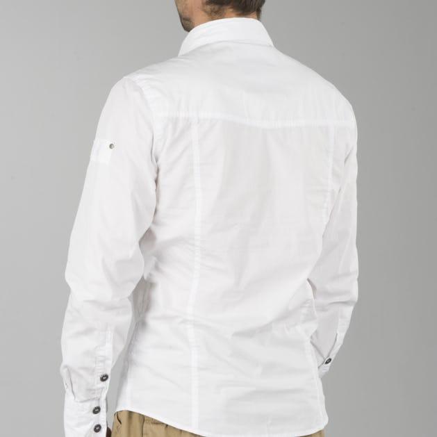 Koszula Brandit Slim Biała