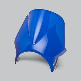 Owiewka Puig Windy Honda Niebieska