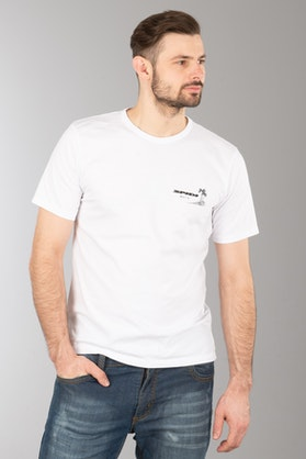 Koszulka Spidi Waves Biała