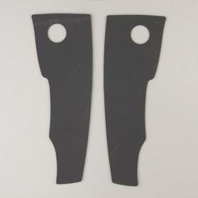 Naklejki Antypoślizgowe na Zbiornik Paliwa Eazi-Grip Universal Silicone Ridged Czarne
