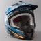 Helma JT Racing ALS 2.0 Černá/Žlutá/Modrá