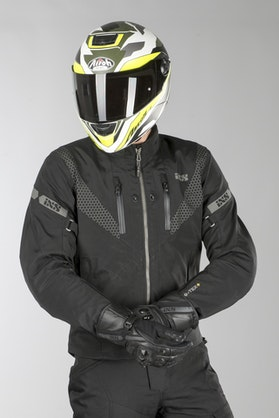 IXS Tour ST-Plus Jacket Black