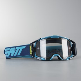 Gogle Cross Leatt Velocity 6. 5 Antament Niebieski