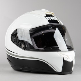 IXS 215 2.1 Integral Helmet White-Black-Silver