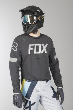 Bluza Termiczna Fox Frequency Czarna