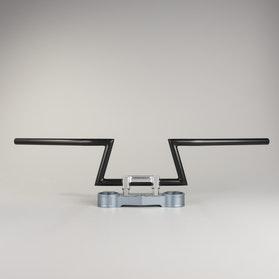 Kierownica Fehling Z Pipe Wysoka Steel Black 22mm