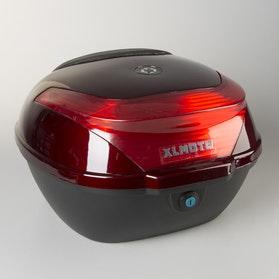 XLmoto 26L Top Case Dark Red