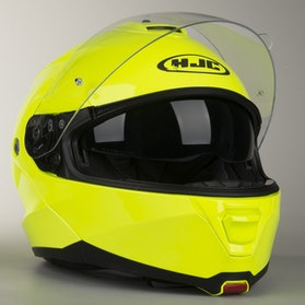 Kask HJC IS-MAX II Zielony Fluo