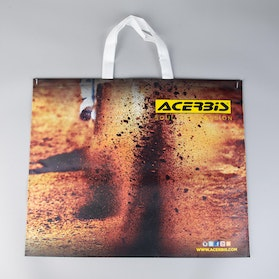 Acerbis Mx Shopping Bag 50-Pcs Black