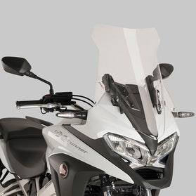 Owiewka Puig Touring Honda Przezroczysta