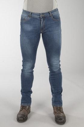 Kalhoty Acerbis Jeans Corporate Dámské Modré