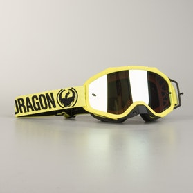 Gogle Cross Dragon MXV Plus Basic Hi-Viz