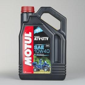 Olej mineralny Motul 4T Quad 10W40 4L