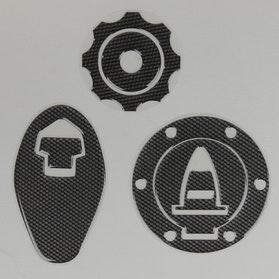 Naklejka Na Korek Paliwa OneDesign Ducati
