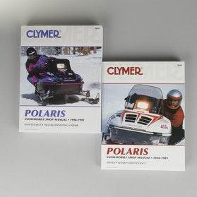 Książka serwisowa Clymer Polaris