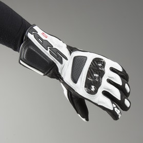 Rękawice Spidi STR-5 Czarny-Bialy