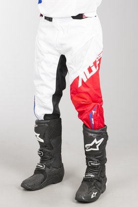Alias A1 Floated MX Pants Red-Blue
