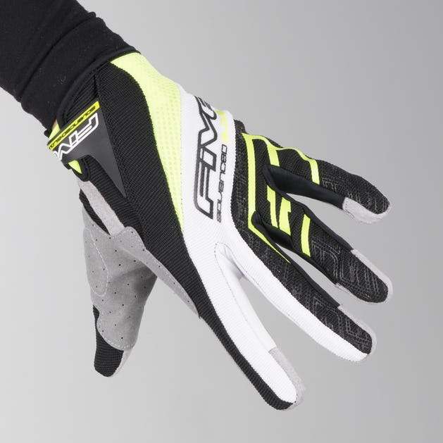 Five TRX Gloves Yellow