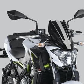 Owiewka Puig New Generation Kawasaki Czarna