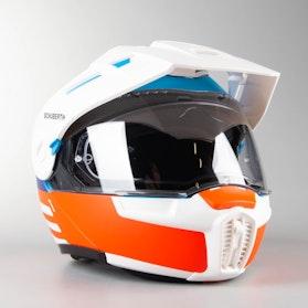 Schuberth E1 Cut Helmet Blue