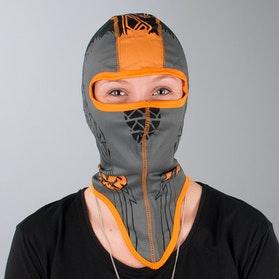 Kominiarka FXR Shredder Czarno-Pomarańczowa