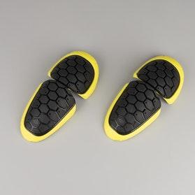 Ochraniacze łokci Acerbis Hexa Czarno-Żółte