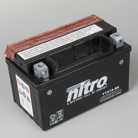 AGM Nitro Motorcycle Battery