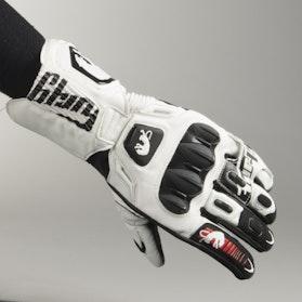 Rękawice Furygan FIT-R2 Biało-Czarne