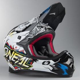 O'Neal 3-Series Zen MX Helmet White