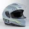 IXS 1100 2.1 Integral Helmet Matte Grey-Fluo Yellow