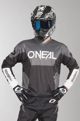 Bluza Cross O'Neal Element Racewear Czarna