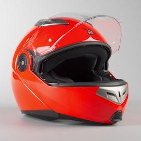 RXA Explorer Openable Helmet Fluo Orange