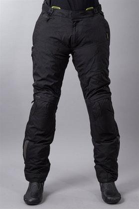 spodnie krótsze Noga Macna Fulcrum Czarny Kobieta