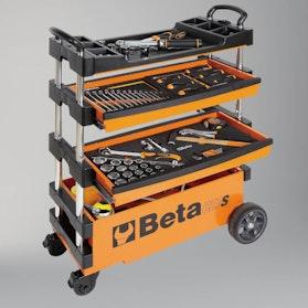 Składany wózek narzędziowy Beta Tools
