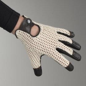 Booster Twenties Gloves Black