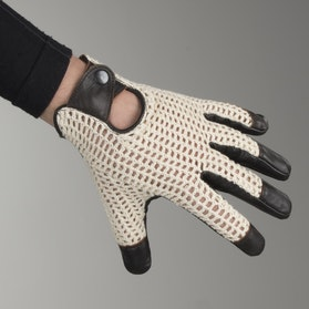 Rękawice Booster Twenties Czarne