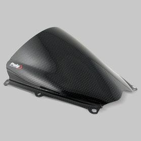 Owiewka Puig Racing Suzuki Windscreen Carbon