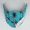 GPX 5.5 V11 #M-XXL Helmet Peak Grey-Teal