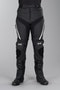 IXS Rouven Leather Trousers Long Black-White