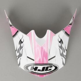 HJC CL-XY Junior MC8 Frenzy Helmet Shield - Pink