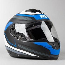 IXS 215 2.0 Integral Helmet Matte Black-Blue-White