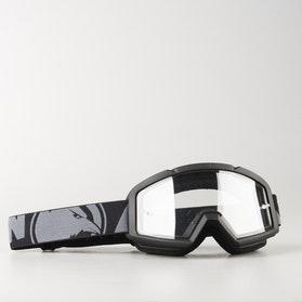 Briller Raven Strike, dobbeltglas, sort