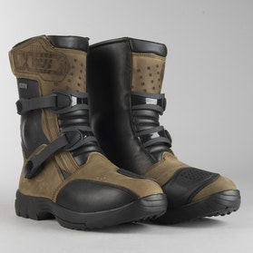 IXS Tour Montevideo-ST Short Boots Brown