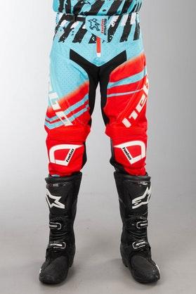 Spodnie Stratos MX Turkusowe